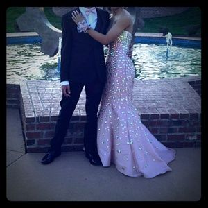 Jovani Prom/Pageant Dress Size 00 MAKE OFFER